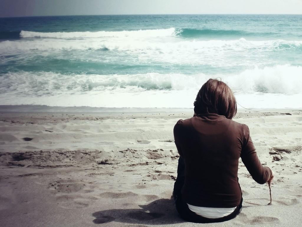 stare soli con se stessi