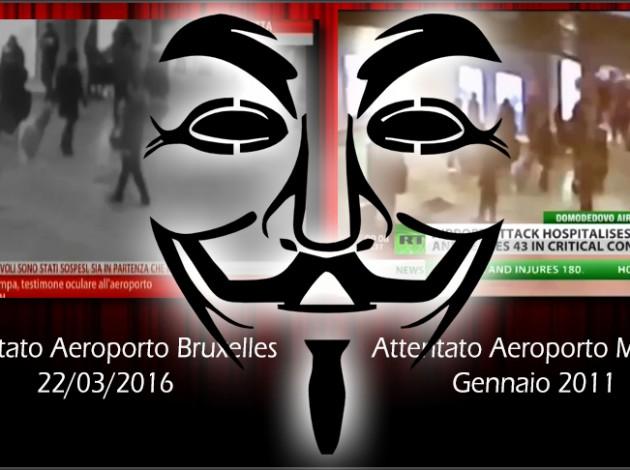 attentato a Bruxelles