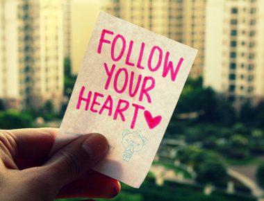seguire il cuore
