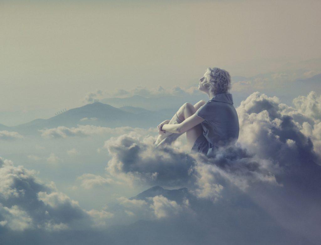 domare i pensieri negativi