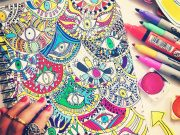 colorare zen